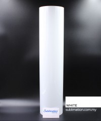White PU Vinyl Transfer Film