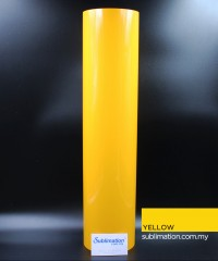 Yellow PU Vinyl Transfer Film
