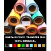 Korea PU Vinyl Transfer Film