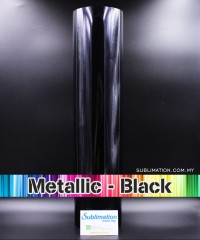 Black Metallic Vinyl