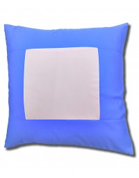 Cushion Square Blue