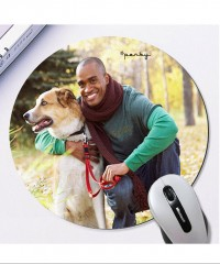 Sublimation Mouse Pad Round