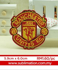 038 Embroidery Sticker