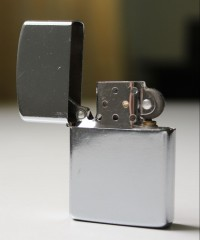 Sublimation Lighter Silver