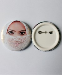 75mm Button Badge