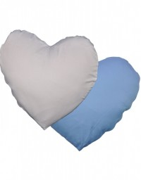 Cushion Love Blue