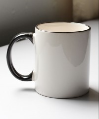11oz Outer Black Mug