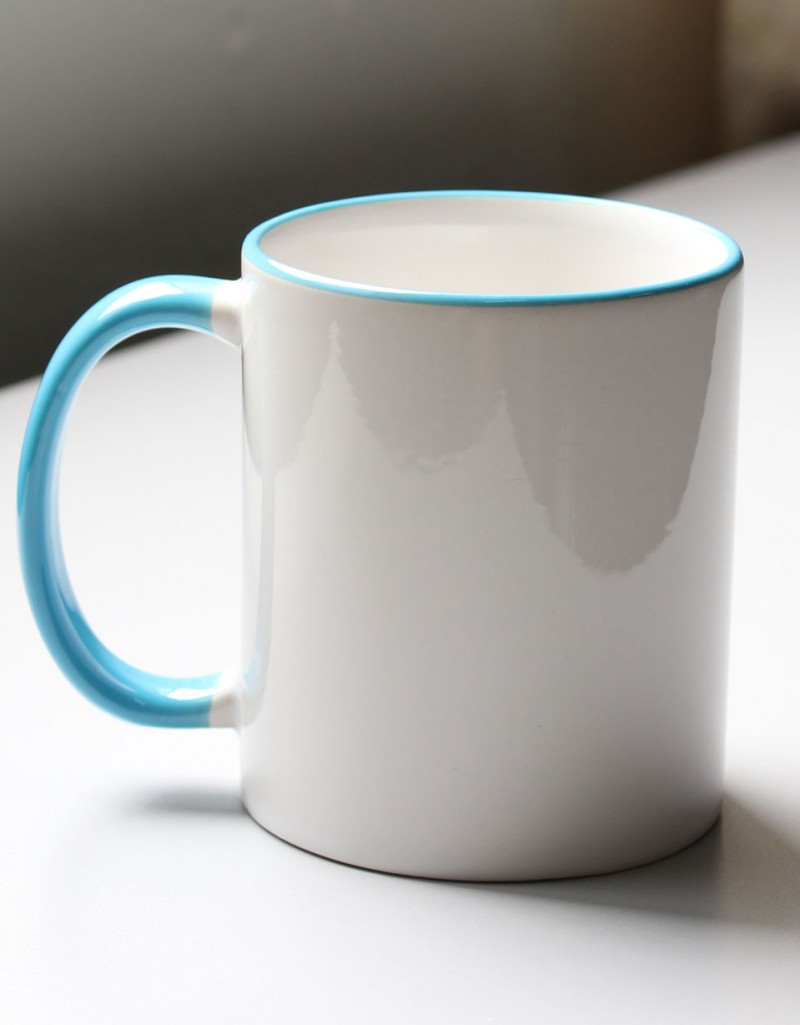 11oz Outer Blue Mug