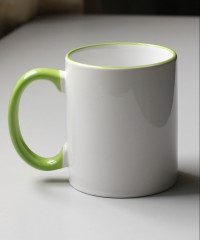 11oz Outer Green Mug