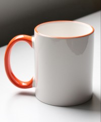 11oz Outer Orange Mug